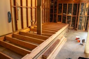 Wood Floor Framing