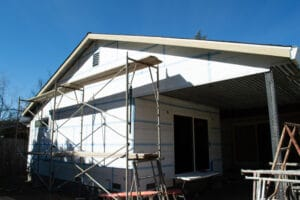 lath and foam for stucco
